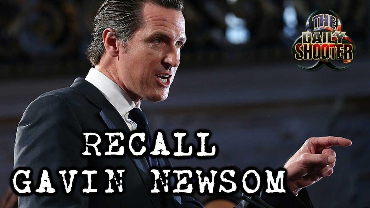 Recall Gavin Newsom Update!