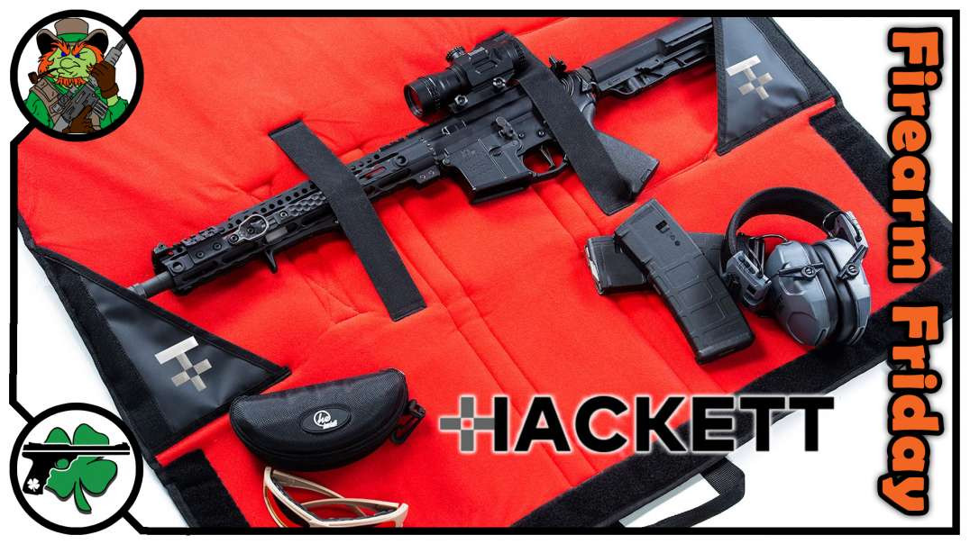 Hackett Equipment On The Firearm Friday Podcast
