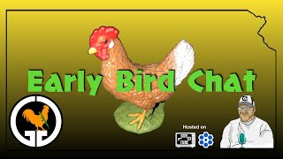 Early Bird Chat - Sunday Morning Open Lobby 12/1/2019