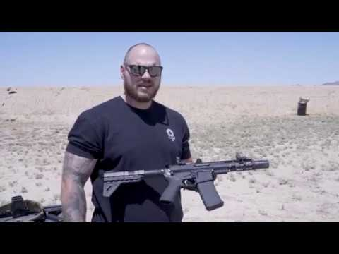Testing the MEAN Arms Endomag in a Guntec AR9 Setup