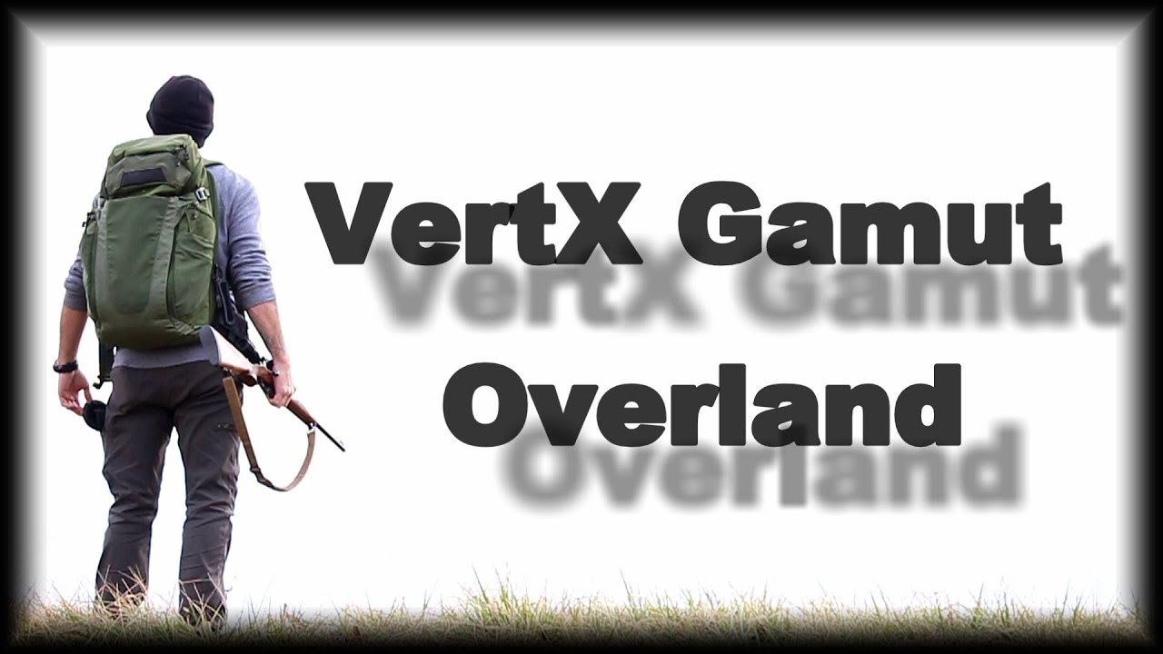 VertX Gamut Overland The Do All Pack