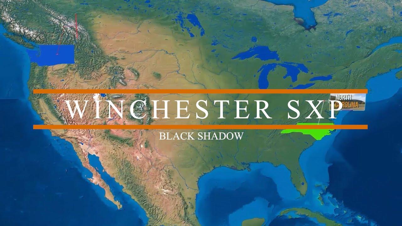 Winchest SXP Black Shadow 12 Gauge