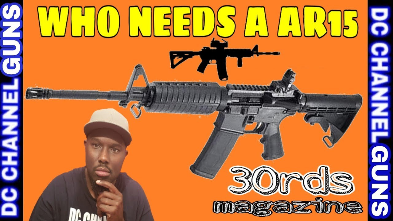 Who Needs Ar15 ? This is Why!!!   GUNS
