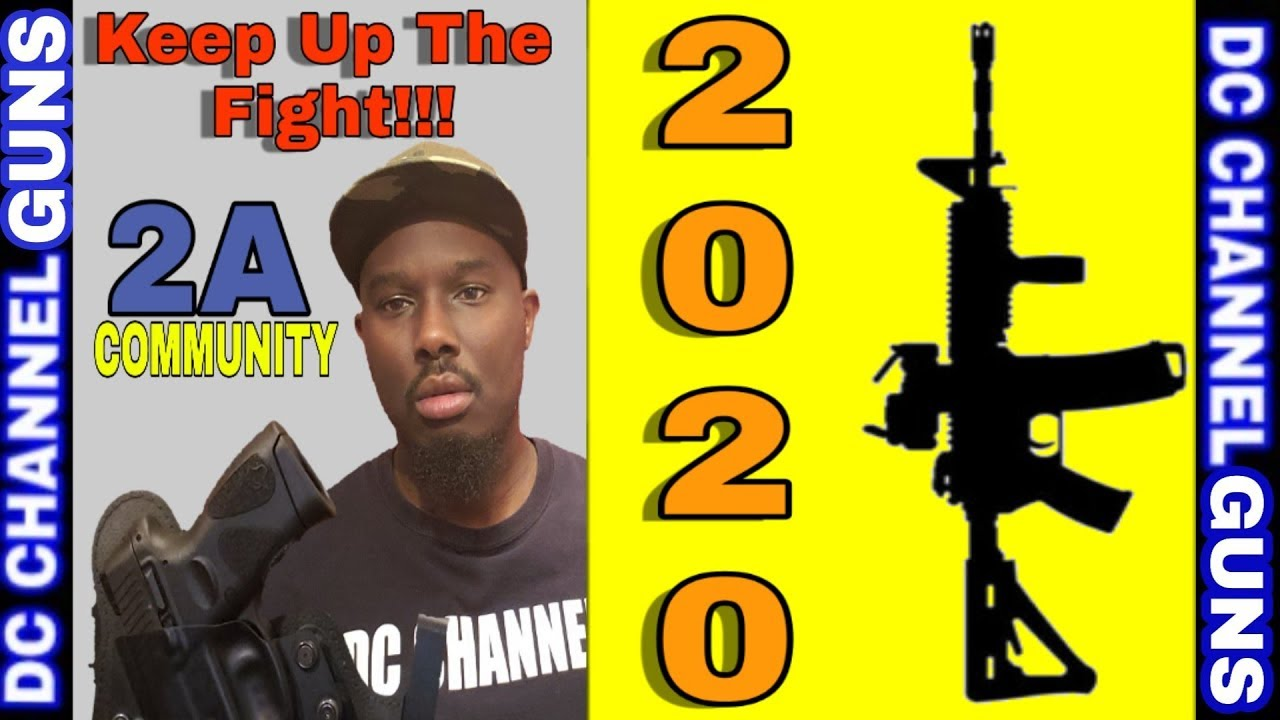 Anti-Gun Take Total Control in Virginia 2020 Stop Sale of Assault Weapons   GUNS