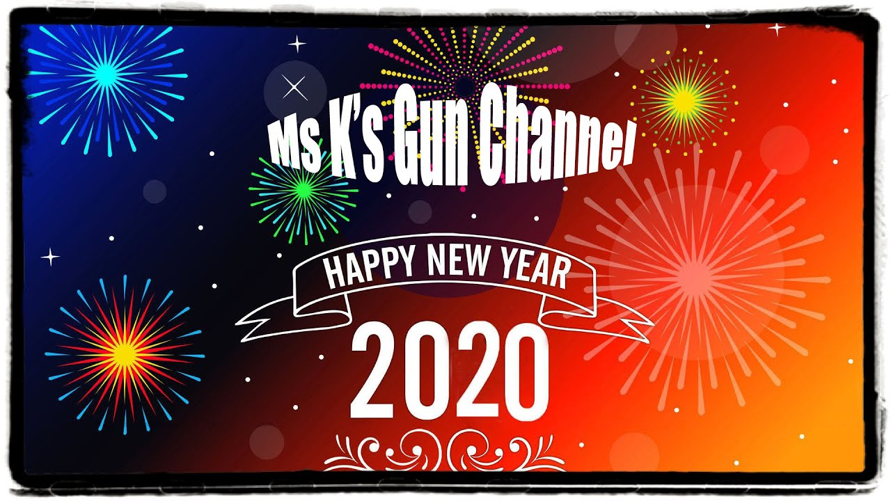 2019 is about to End. 2020 Here we come!