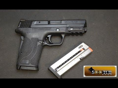 New S&W M&P 9 Shield EZ Pistol Review