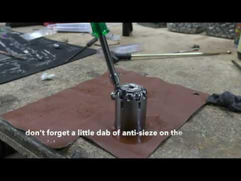 Quick Tips  - Black Powder Nipple Wrench
