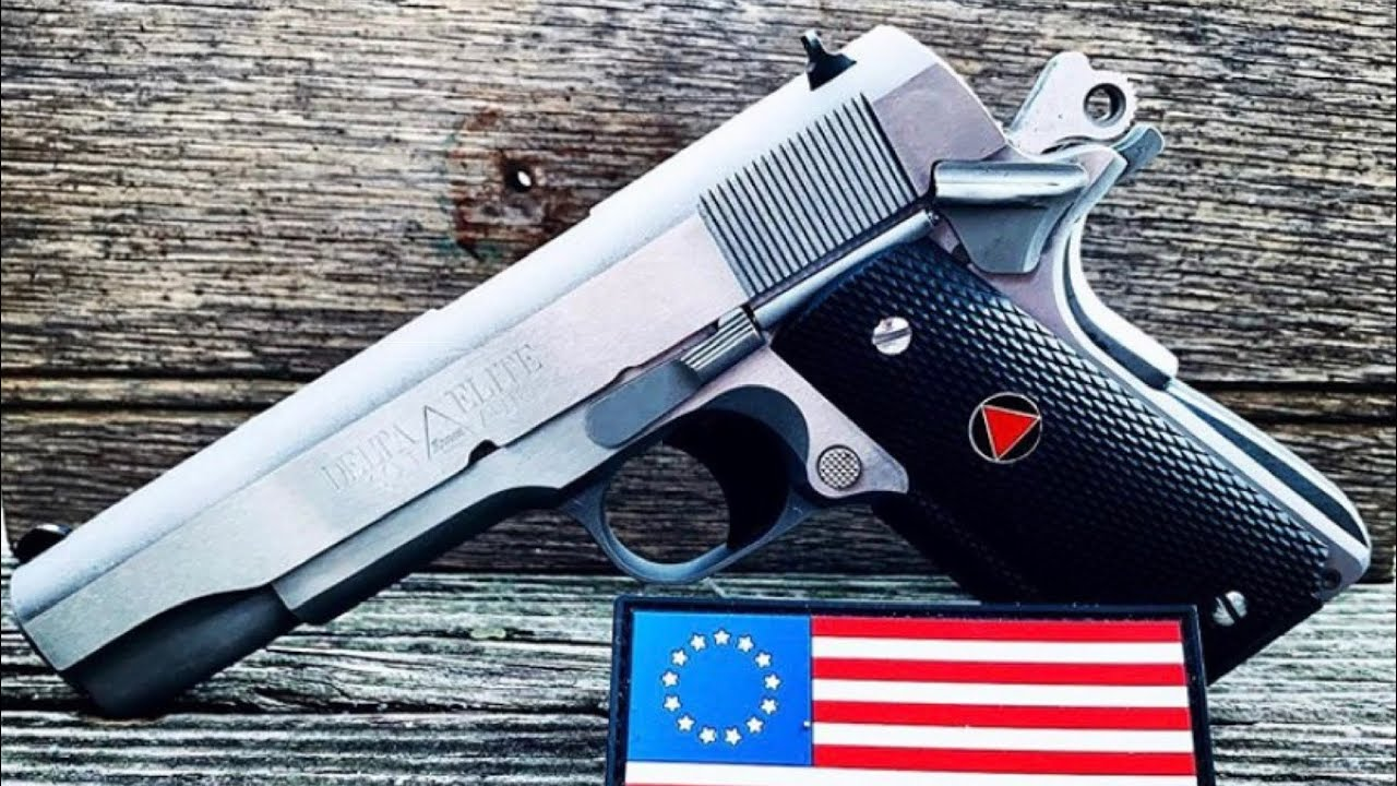Review of the Colt Delta elite 10 mm 1911 is it still cool?