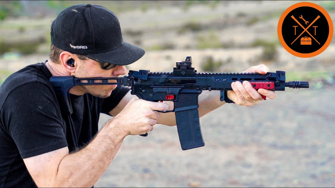 ULTIMATE AR Pistol Build...What You Need to Know - (w/Build List and Codes)
