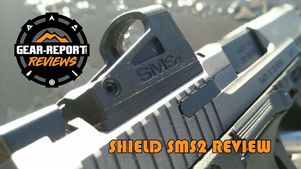 Shield SMS2 Mini Red Dot Review