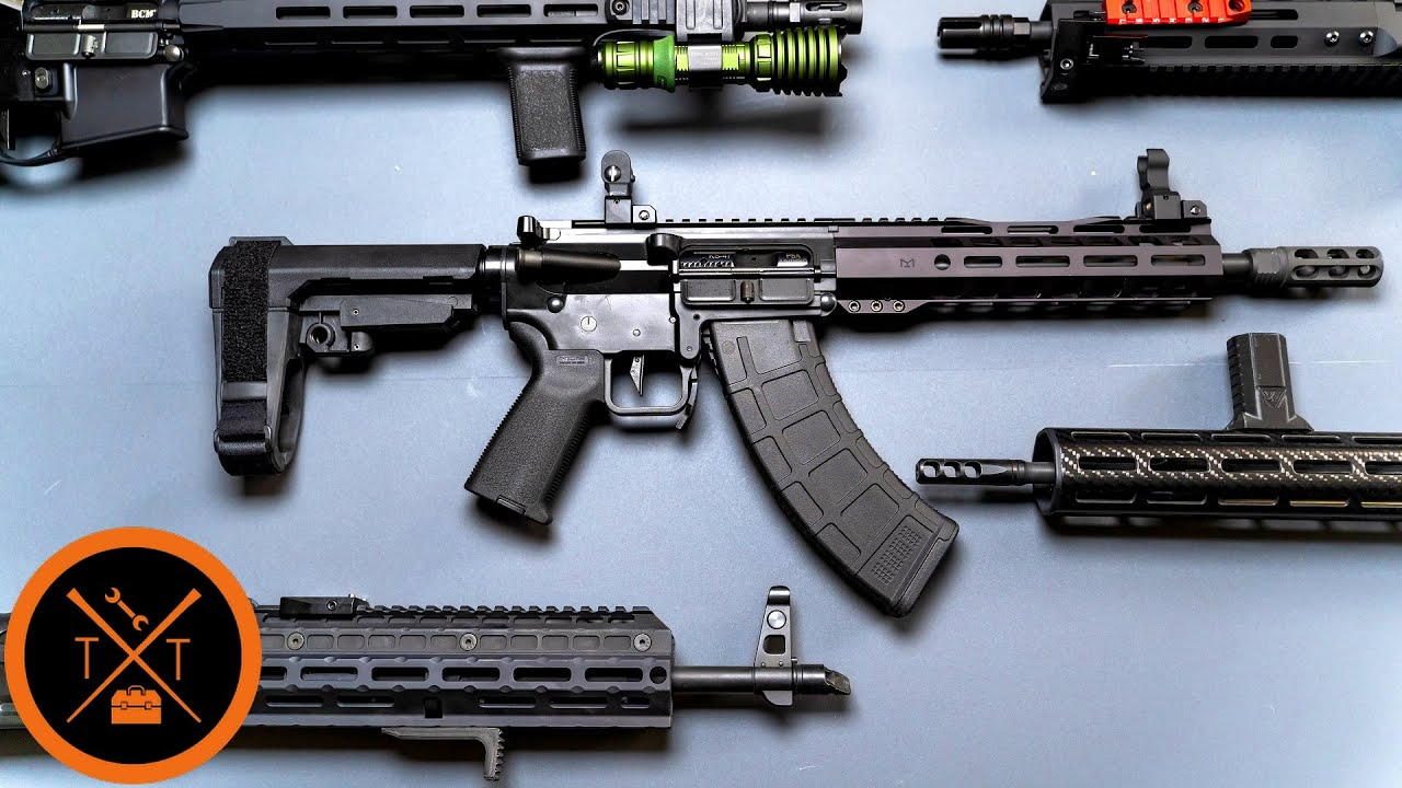 TOP 5 Favorite Rifles of 2019....