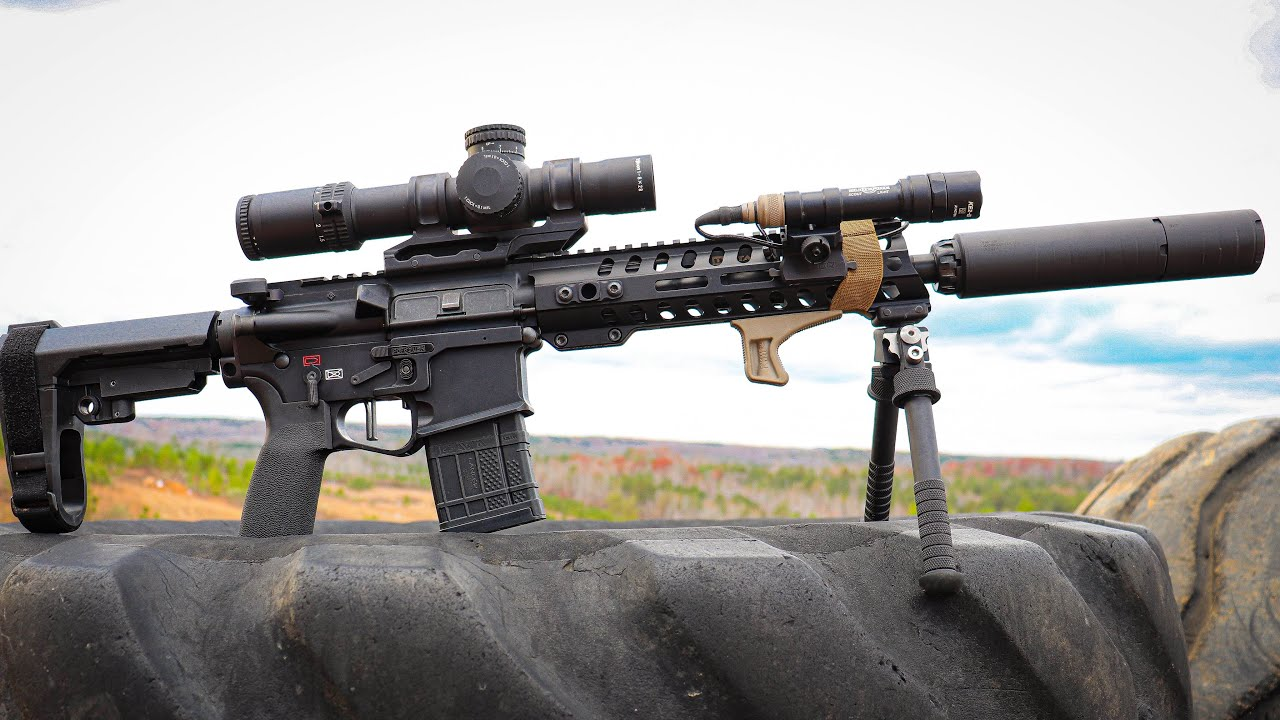 POF Renegade+ | The Sophisticated .300 BLK