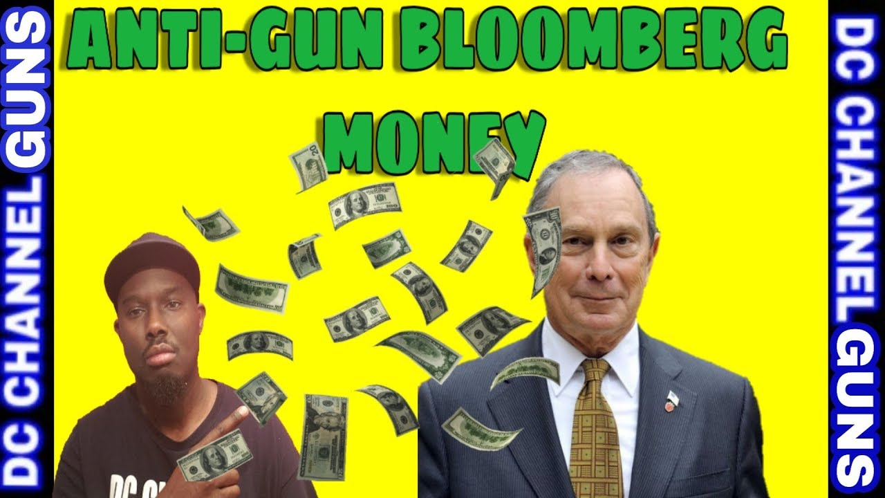 Bloomberg Anti-Gun Strategy Buying Off Anti-Gun Politican & States To Win Presidency | GUNS