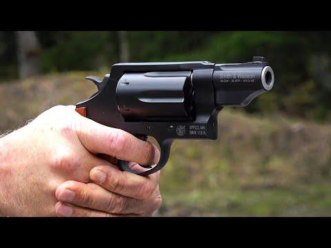 Smith & Wesson Governor Revolver review