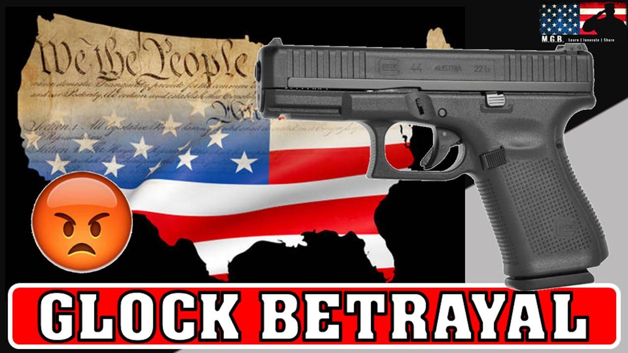 Glock Betrays The Gun Community