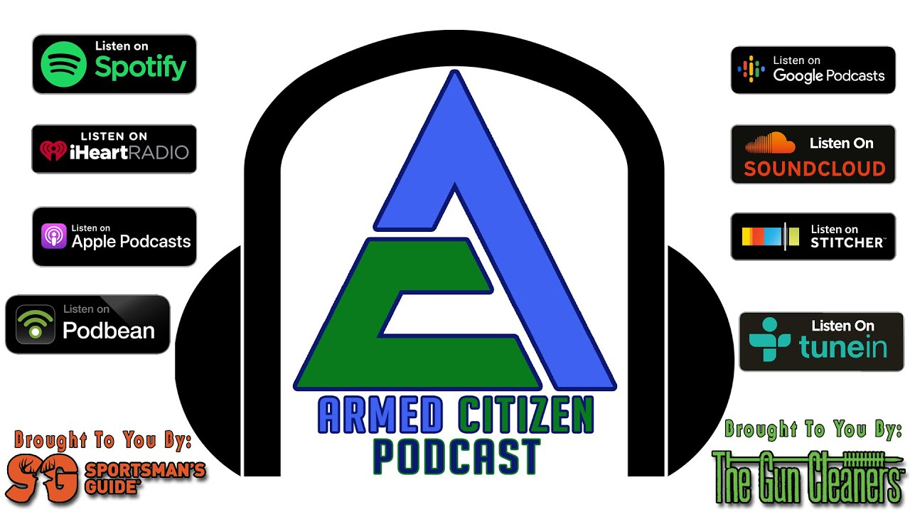 THE ARMED CITIZEN PODCAST: 2019 REVIEW & 2020 PREVIEW