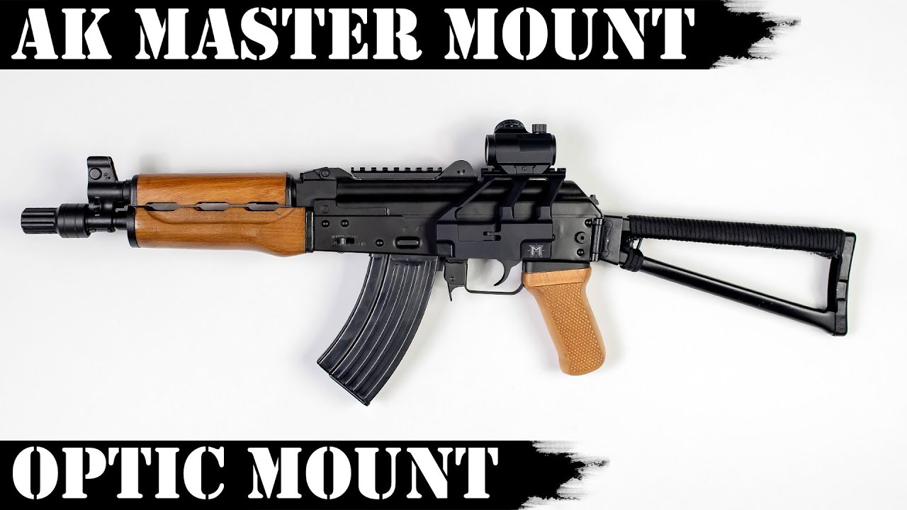 AK Master Mount - Awesome Optic Mount? Does it HOLD ZERO?