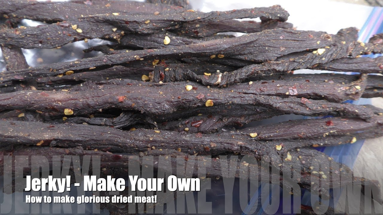 How To Make Jerky - Simple & Easy