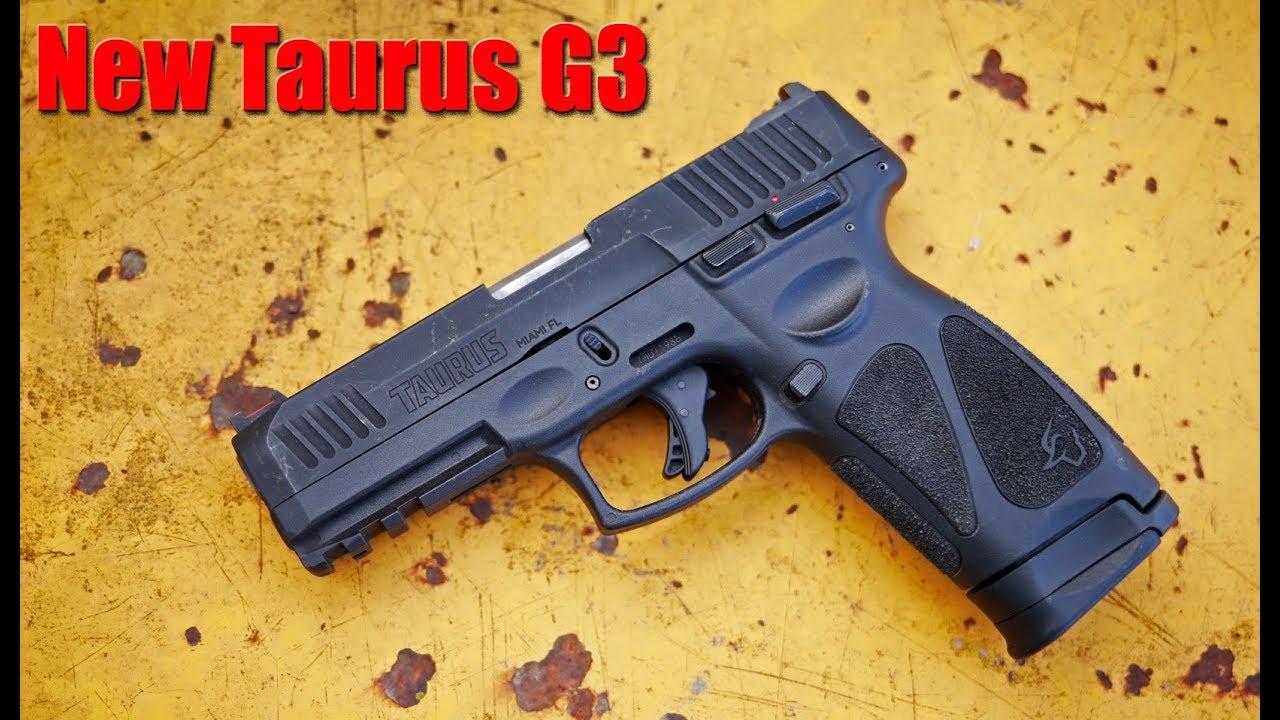 New Taurus G3 1000 Round Review: $250 Pistol
