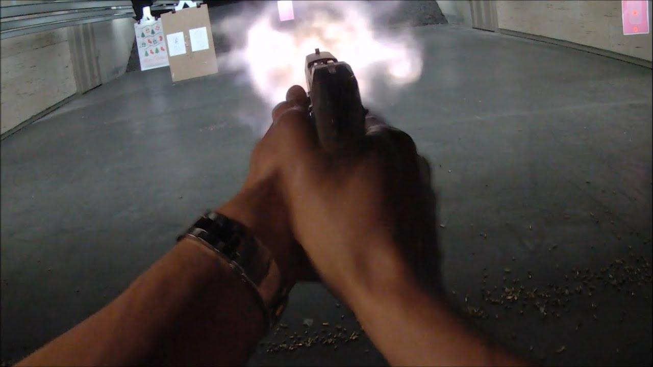 Sig P320 M18 First Shots