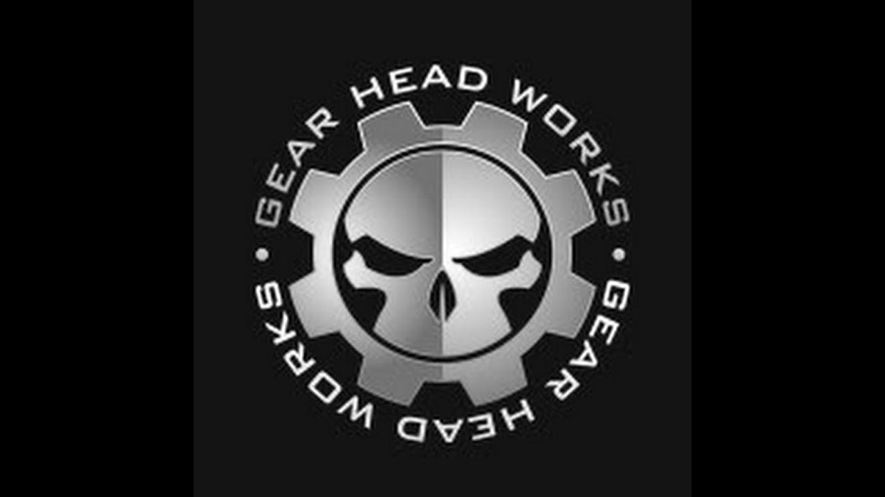 gear head  works tailhook  pistol brace  mod2