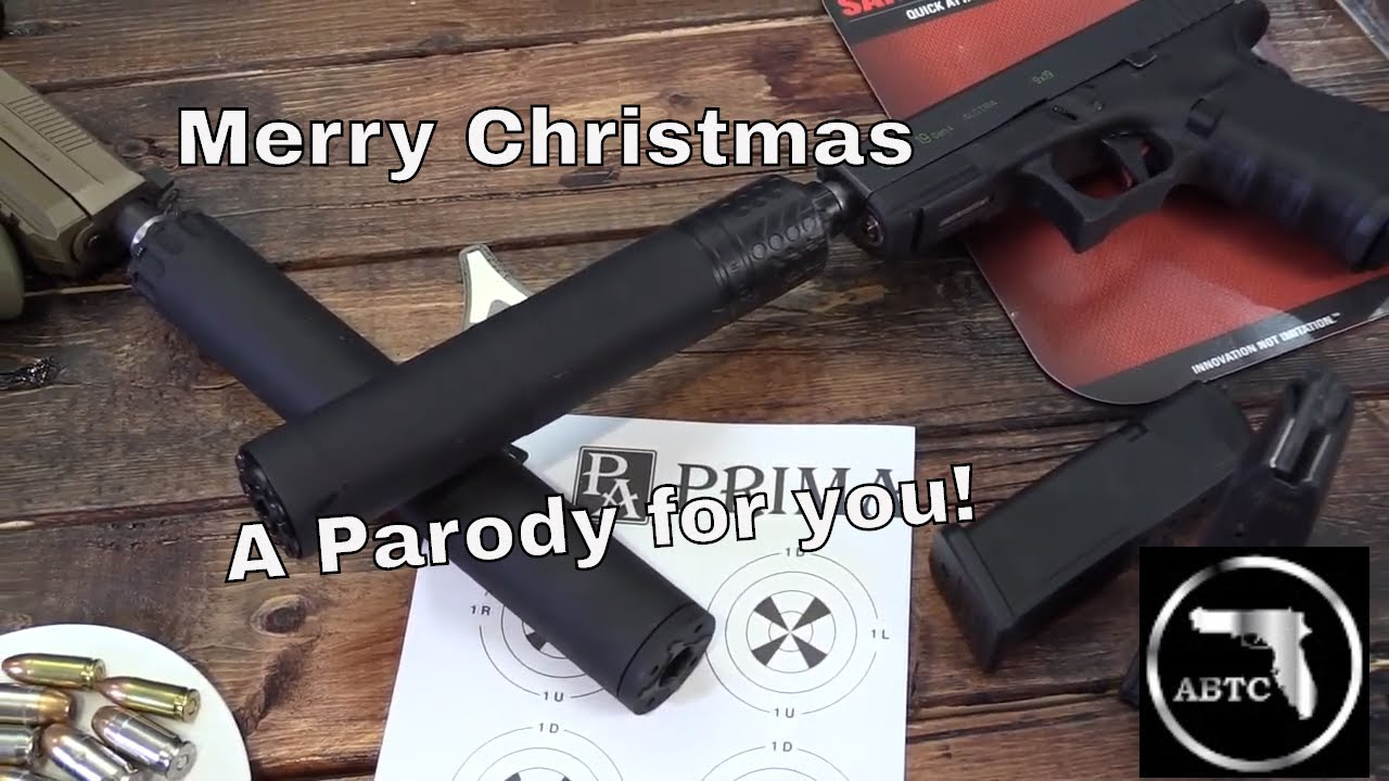 Christmas Parody... Thanks