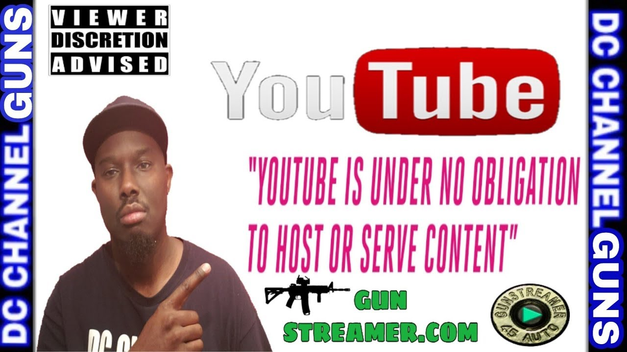 Gun Channel's Final Warning | Youtube Channel Deleting Start MidNight |Subscriber Count Risk | GUNS