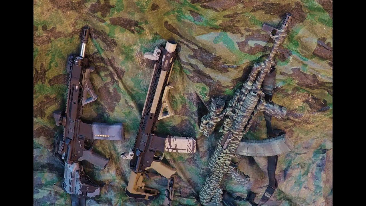 Short guns, Long Range