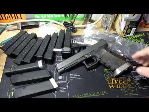 Glock 35   Limited Major Gun