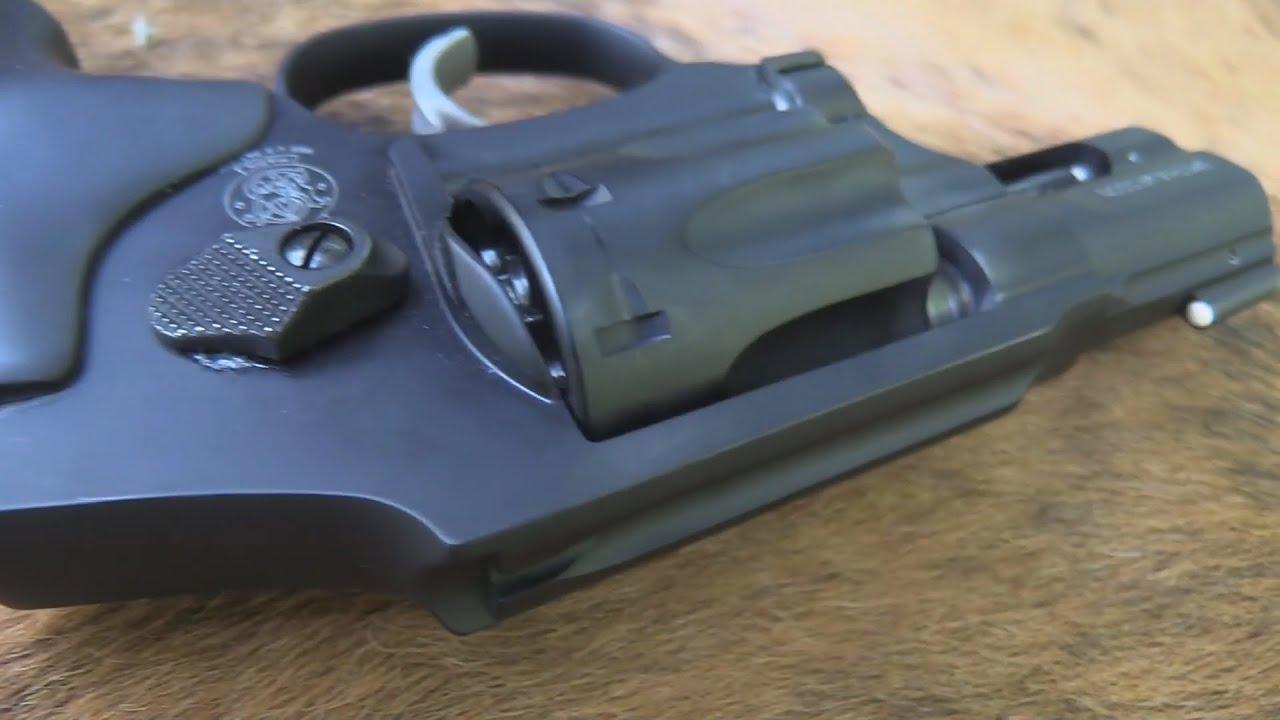Smith & Wesson Model 43C  22LR