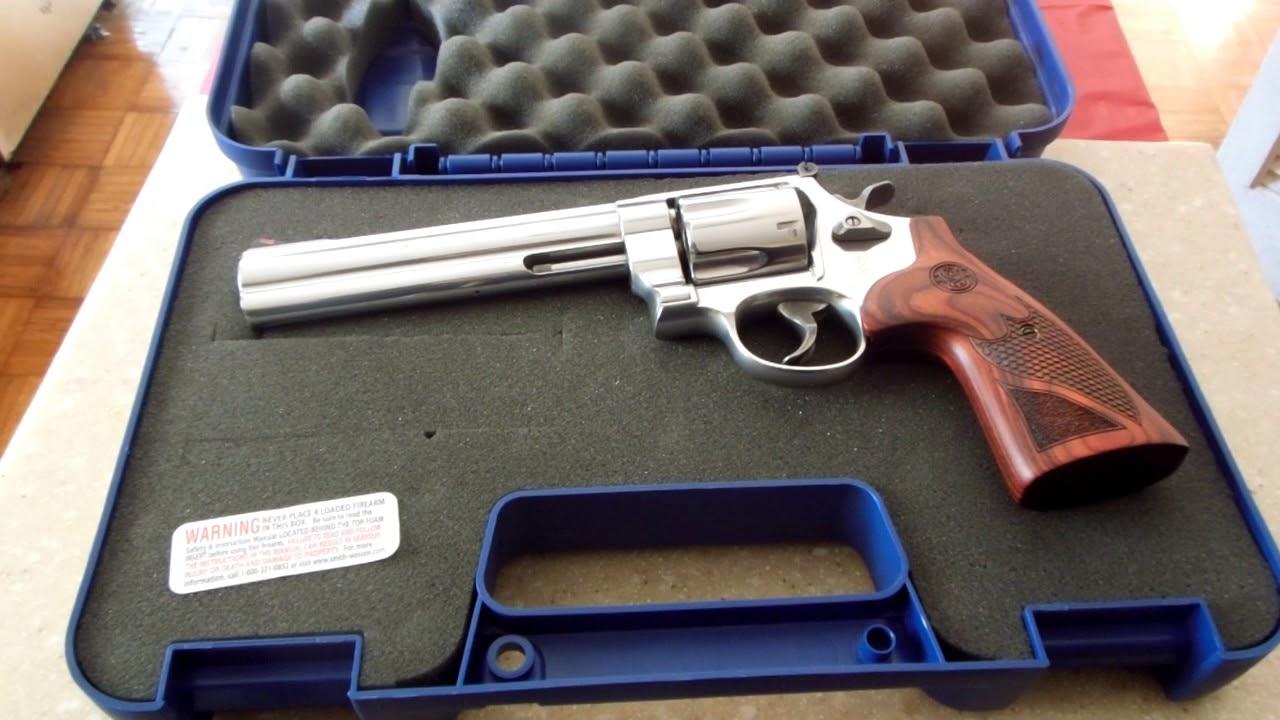 S&W 629 Classic Deluxe .44 Magnum 6.5