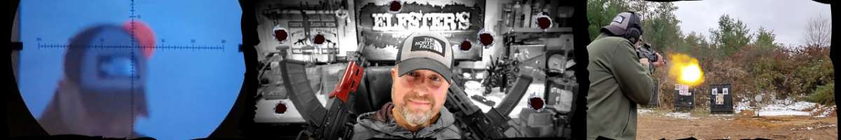 Elfster's Rifles And Reloading