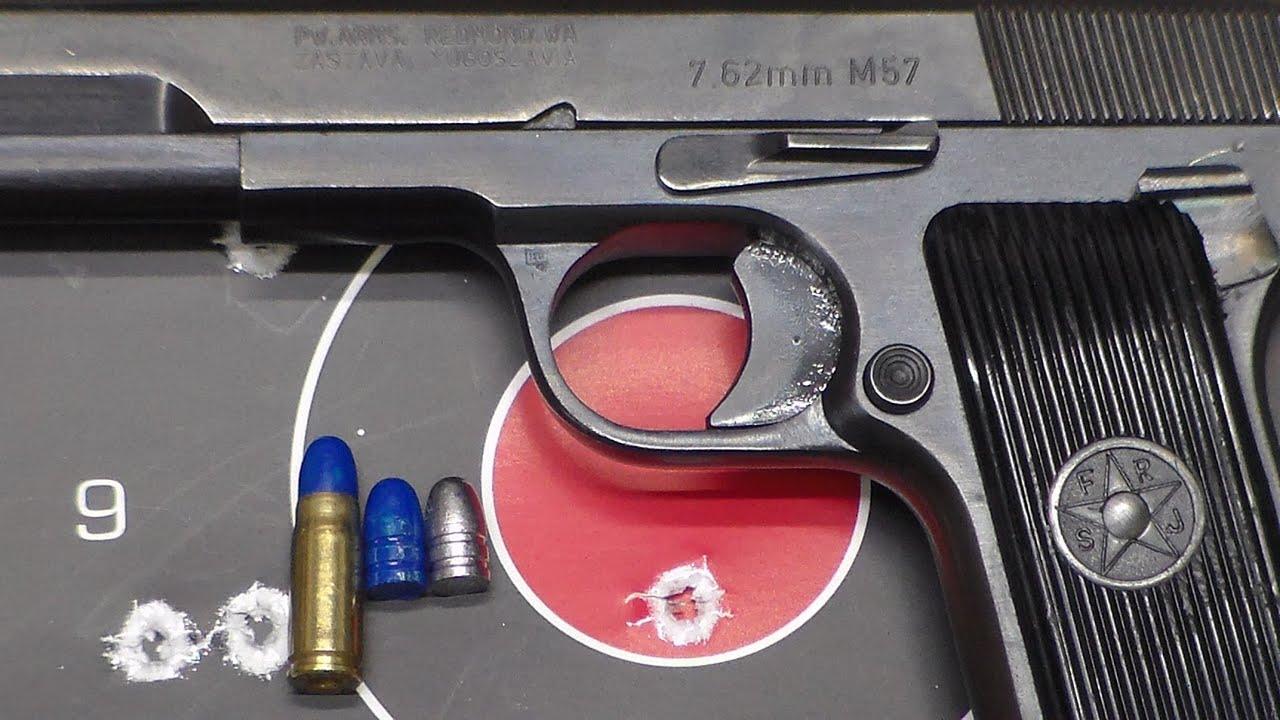 LEE 311-100-2R in 7.62X25mm Tokarev