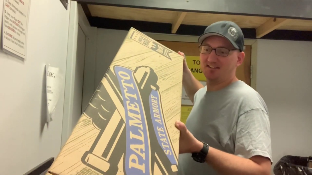 Palmetto State Armory GF3 AK47 Unboxing and First Shots - Initial Review (2019)