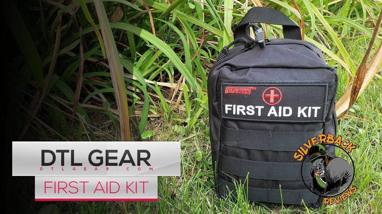 DTL GEAR First Aid Kit