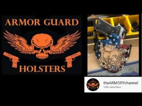 Armor Guard Holster   We the People