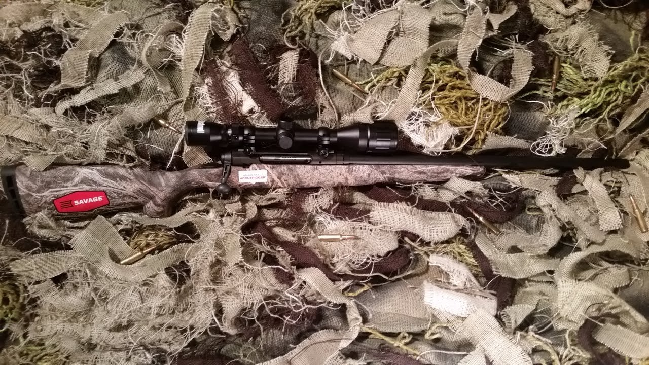 Savage Axis ll XP HB 6.5 Creedmoor Review