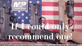 Recommending a 1st Pistol!