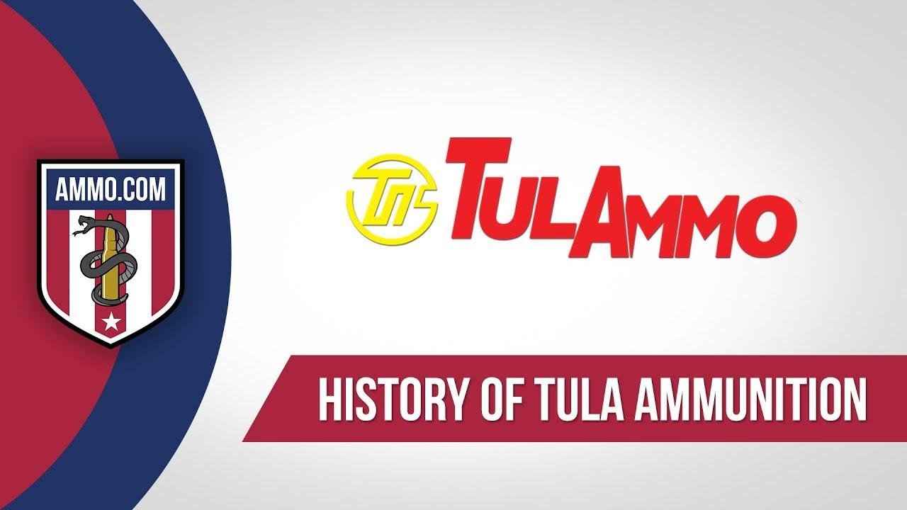 Tula Ammo - History