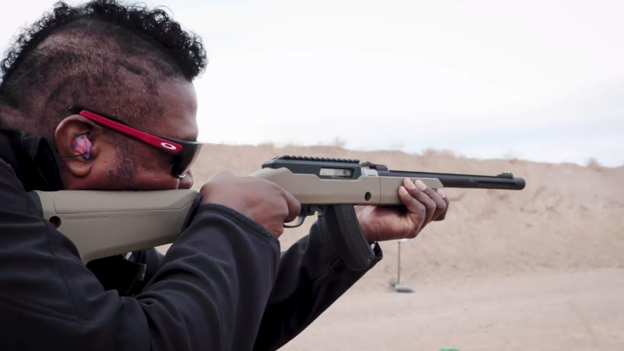 Franklin Armory 22-C1 10/22 BFSIII SHOT Show 2020