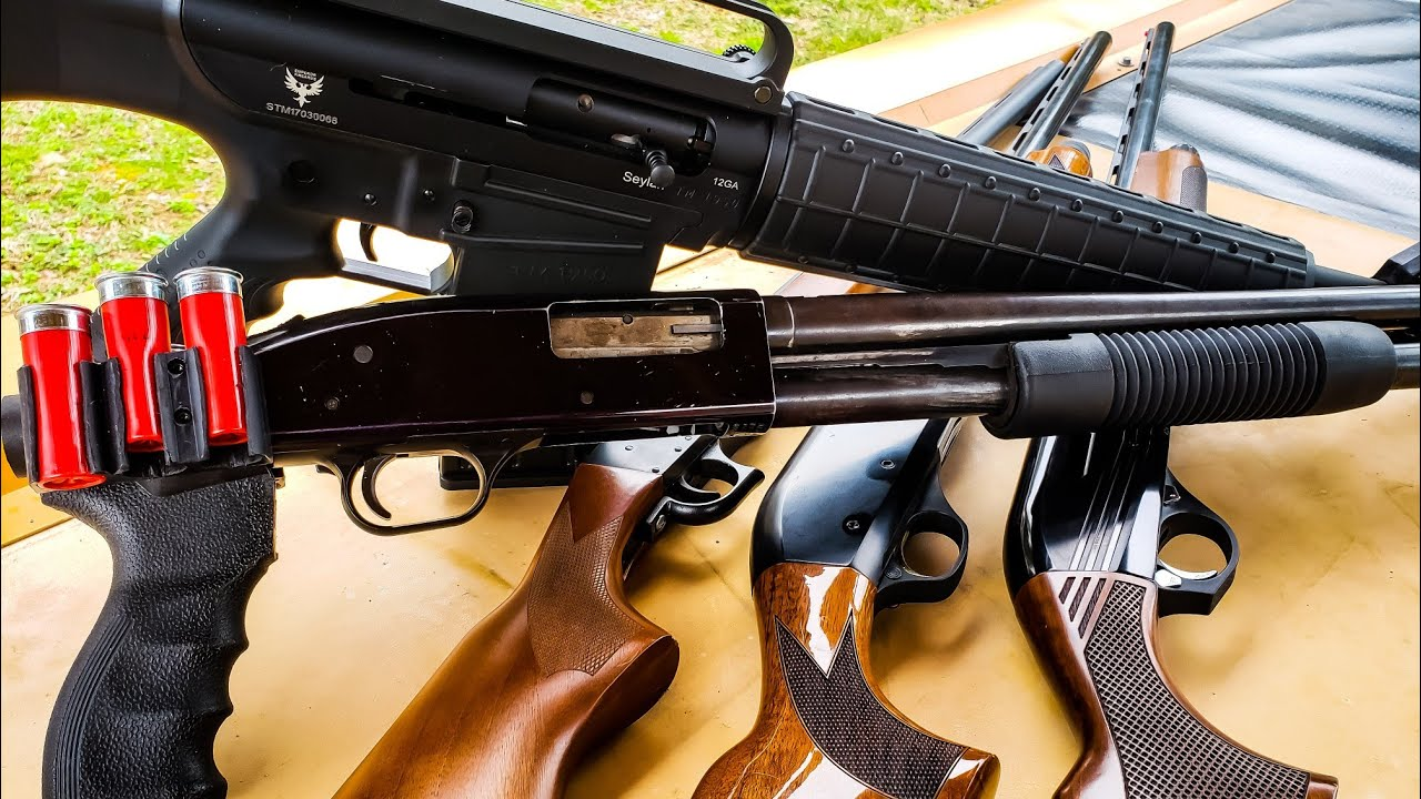 TOP 5 Shotguns for the Average Dude