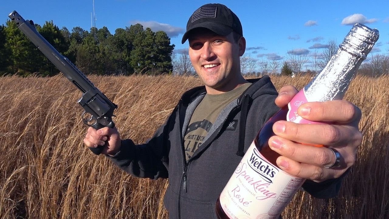 Poppin Bottles With Kentucky Ballistics 🍾