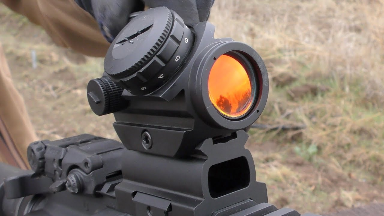 Feyachi Red Dot 1x - Optics for Us Poors!
