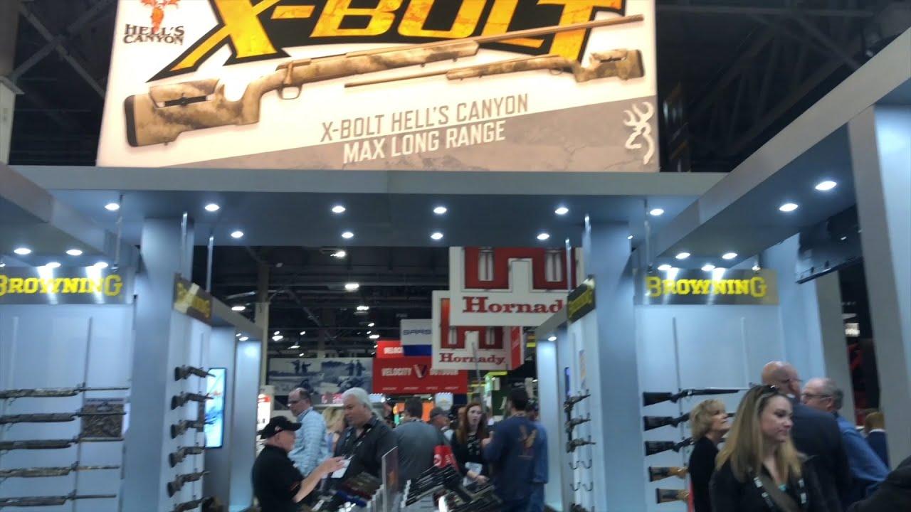 2020 SHOT Show Booth Walk-Through