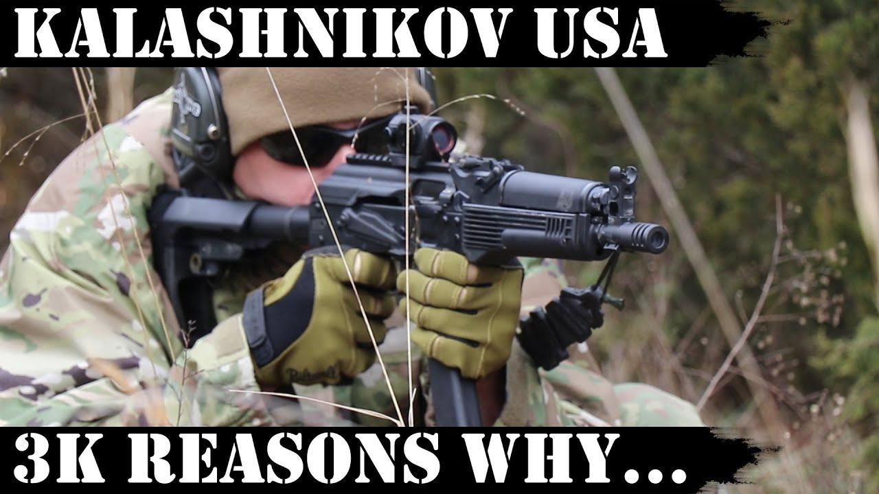 Kalashnikov USA: 3k Reasons Why KP9 is awesome (so far)!