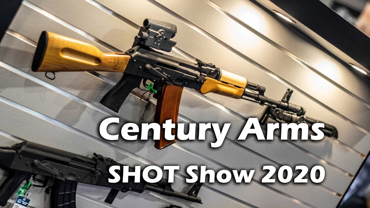 Century Arms - SHOT Show 2020