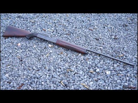 Rheinmetall Nr4 Shotgun - 16 Gauge ( with guest fixer upper guy! )