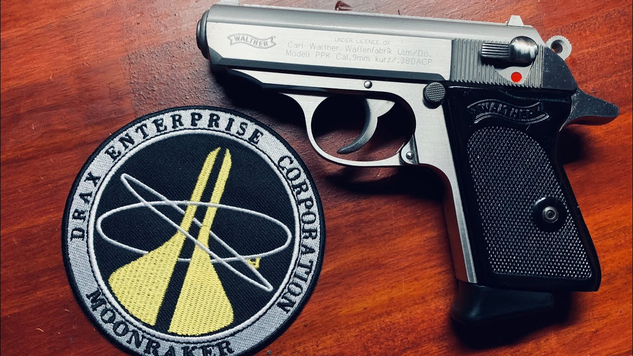Full review of the Walther PPK in 380acp/ 9mm Kurz (feat. a Smith and Wesson)