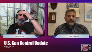2020 California Gun Law Update with Sam Paredes of Gun Owners of California