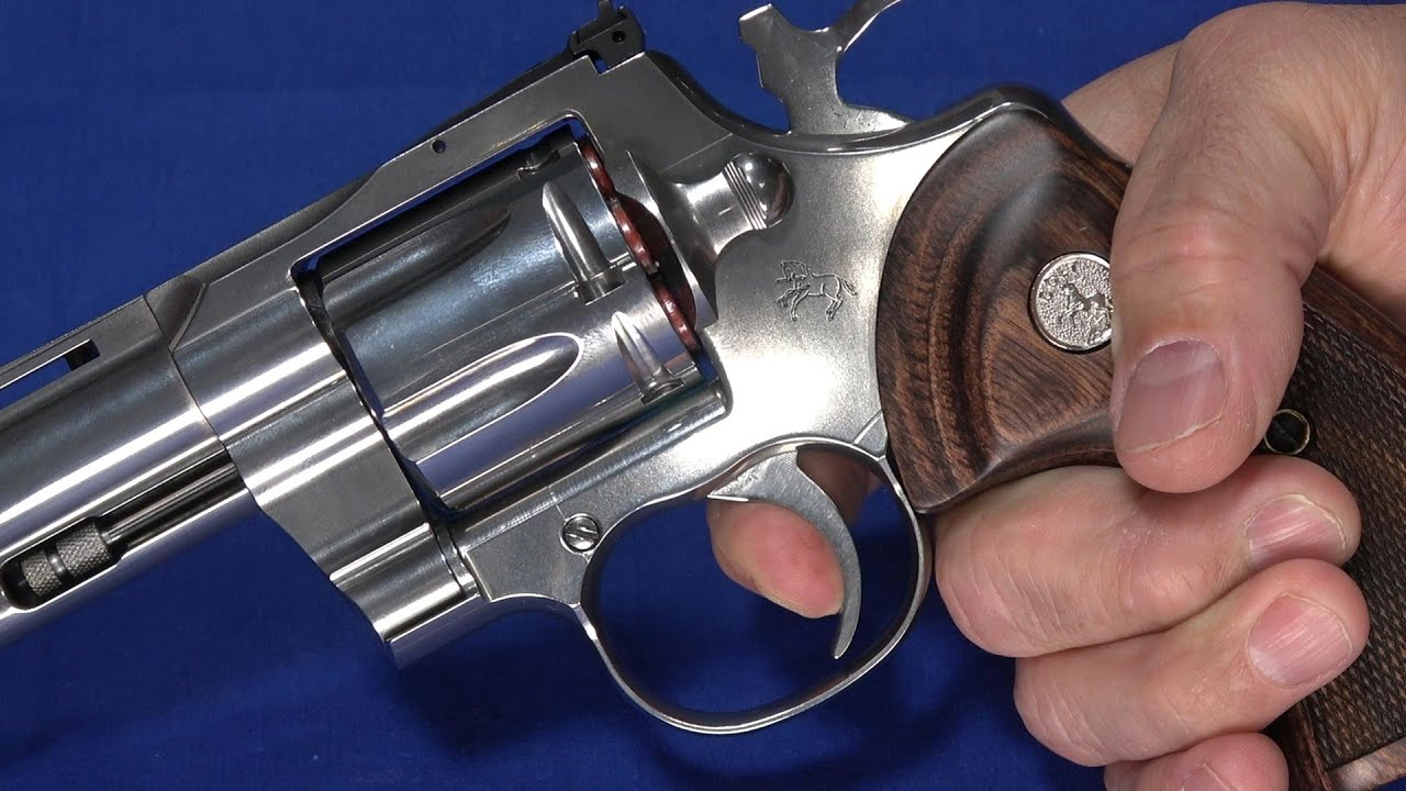 Update: Colt Python 2020 - Recall? Problems? Answers?